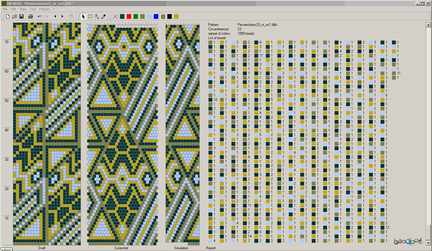 Галерея вязанных жгутиков-шнуриков и узоры к ним biser.info - всё о бисере и бисерном творчестве.